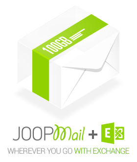 JOOPmail Exchange