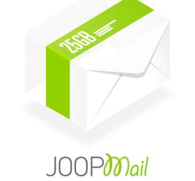 JOOPmail: cómo configurar un redireccionamiento o reenvío desde tu Webmail
