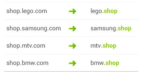 Dominios .SHOP: el dominio definitivo para todas las tiendas online