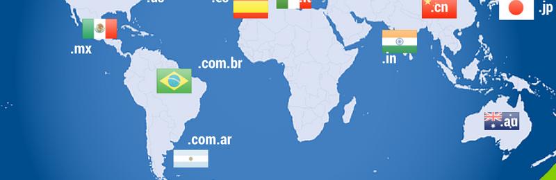 Dominios geográficos: la herramienta perfecta para internacionalizar tu marca