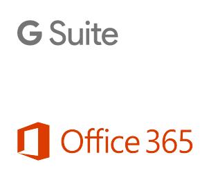 ¿Quieres dar el salto a Office 365 o G Suite? Así es como JOOPbox te puede ayudar