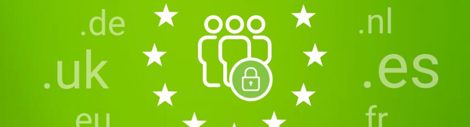 ¿Cómo afecta el nuevo RGPD al registro de dominios?